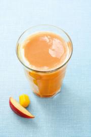 Perzik mango drank (doos met 5 zakjes)