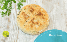 Een heerlijk Italiaans knoflook brood vanaf stap 1