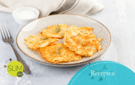 Aardappel zuurkool koekjes vanaf stap 1