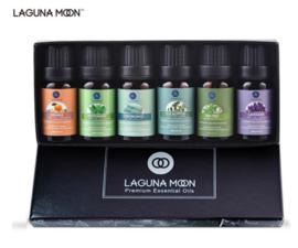 Lagunamoon essentiële oliën 6 st