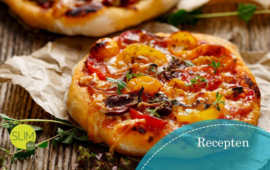 Recept pizza vanaf stap 1