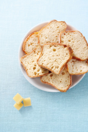 Kaasbrood (doos met 5 zakjes)