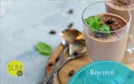 Overheerlijke koffie-chocolade mousse vanaf stap 1