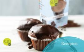 Heerlijke chocolade muffins vanaf stap 1
