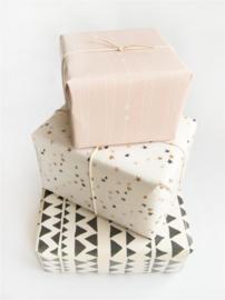 Inpakpapier set van 3 | Sweet gifts
