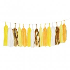 Tassels yellow