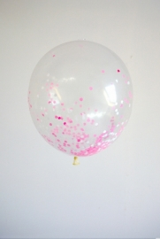 Sweet Girl Confetti ballon