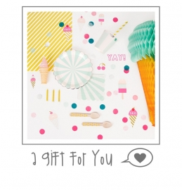 Gift card €10,-