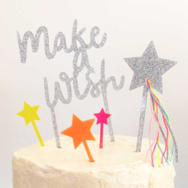 Taarttopper | Make a Wish