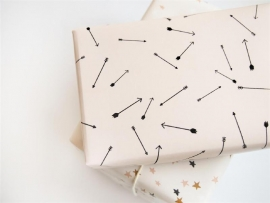 Wrapping paper - Arrows design