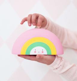 Spaarpot rainbow