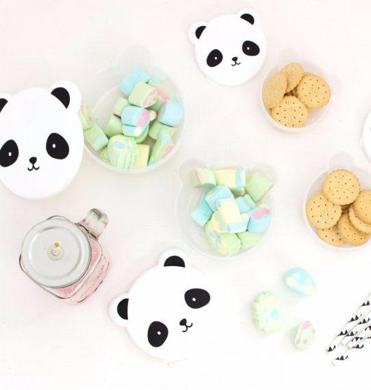 Snackbox Panda