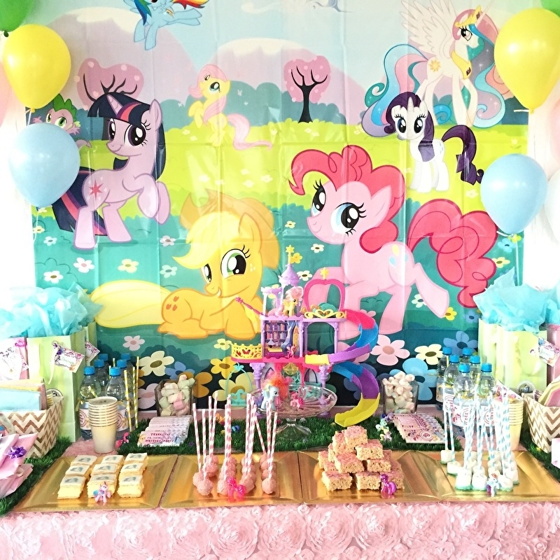 Pastel Party: My Little Pony
