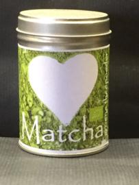 Matcha... het groene goud, een echte slow tea.