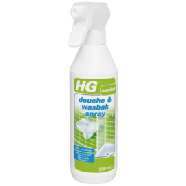 HG douche en wasbak spray