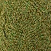 Alpaca 7238 Donker olijfgroen mix