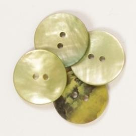 611 Rond (groen) 20mm