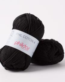 coton 4 Noir