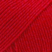 Cotton Merino 06 Rood