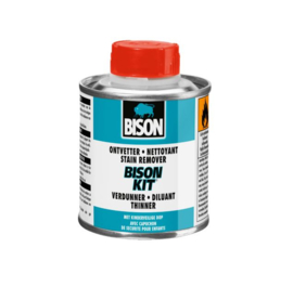 Bison ontvetter en verdunner voor bison kit 250ML