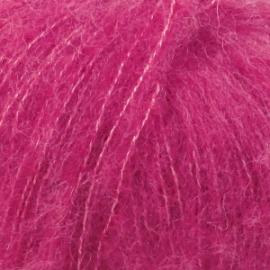 Brushed Alpaca Silk 18 Cerise