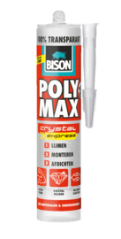 POLY MAX® CRYSTAL EXPRESS KOKER 300 G CRYSTAL CLEAR