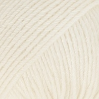 Cotton Merino 01 Naturel