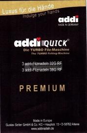 ADDI Quick viltnaalden
