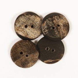 537 Buffelhoorn (hoekig) 20mm