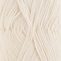 Babyalpaca Silk 0100 Naturel