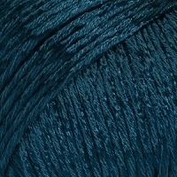 Cotton Viscose 13 Marineblauw