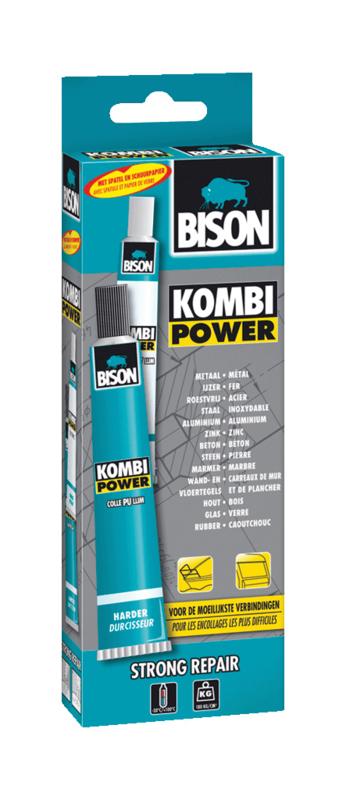 KOMBI POWER TUBE 50 + 15 ML (VOUWDOOS)