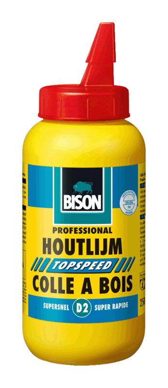 HOUTLIJM TOPSPEED FLACON 250 G