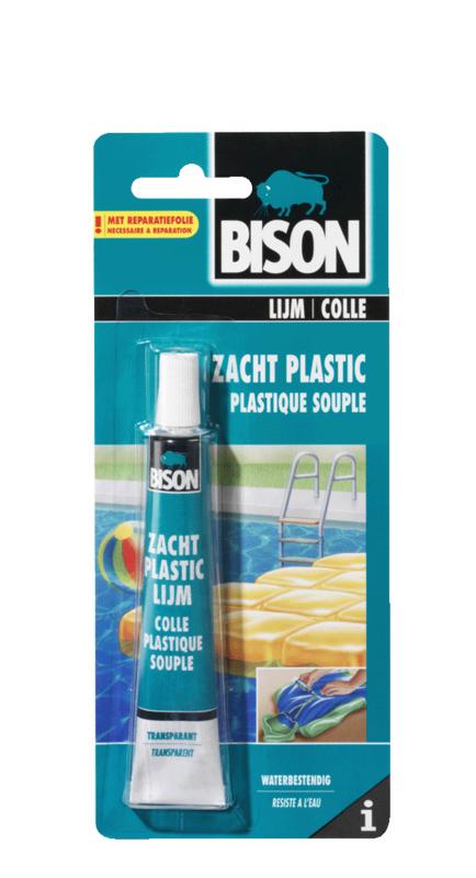 ZACHT PLASTIC LIJM TUBE 25 ML (BLISTER)