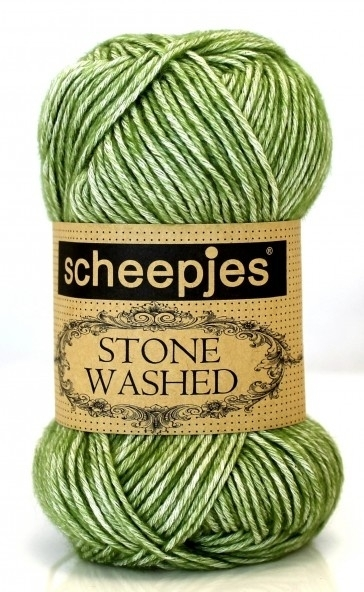 Stone Washed 806 Canada Jade