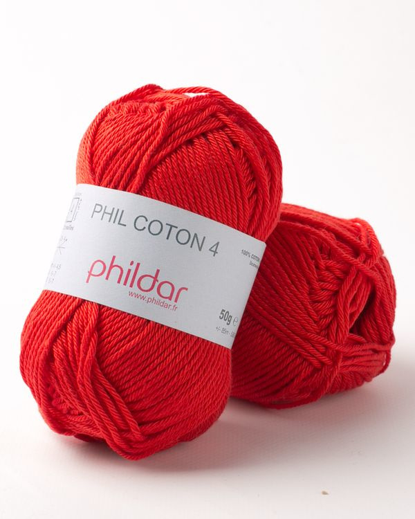 coton 4 Cerise