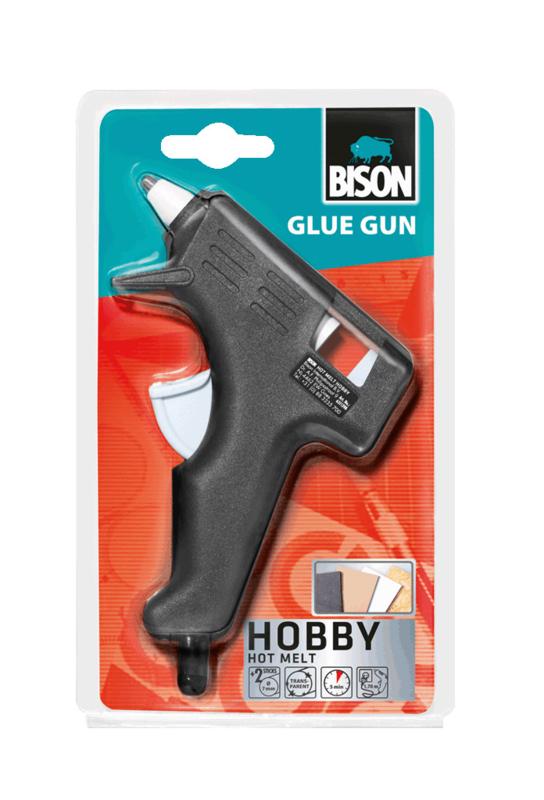 GLUE GUN HOBBY PISTOOL (BLISTER)