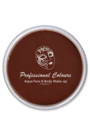 PXP waterschmink mocca brown 30gr