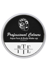 PXP schmink zwart 30gr. Peter Tronser