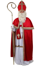 Sinterklaas luxe kostuum compleet