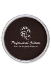 PXP waterschmink donker bruin 30gr