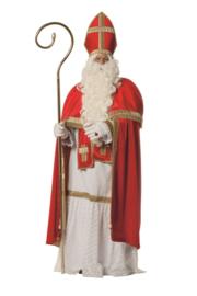Sinterklaas kostuum Luxe 5-delig