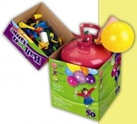 Helium tank klein