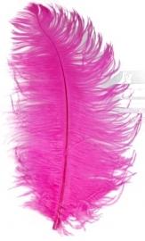 Pieten veren pink groot