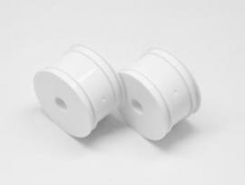 1/10 buggy rim rr white (2) (#500105)