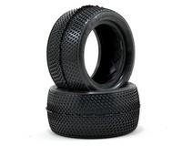 AKA Racing Vektor 2.2 Rear Buggy Tires (2) (Super Soft)
