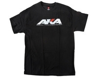 AKA Racing Short Sleeve Shirt (Black) (L)