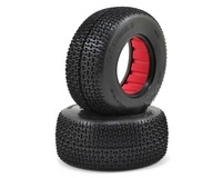 AKA Racing Cityblock 3 Wide Short Course Tires (2) (Soft)