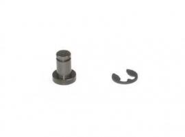 Shaft throttle-brake lever (#902170)