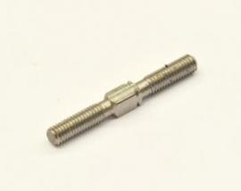 Rod steering servo 26mm titanium (#600272)